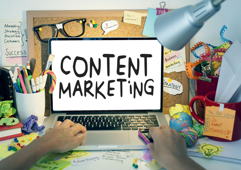 4 tipi di contenuti per la tua strategia di content marketing